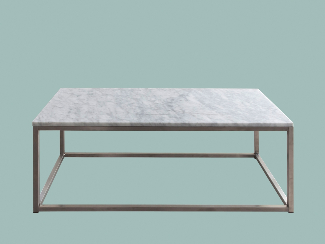 Carrara salongbord marmor